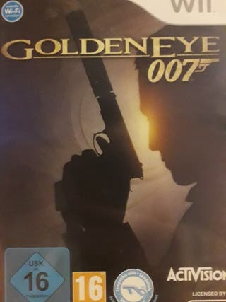Golden Eye 007 (Wii)