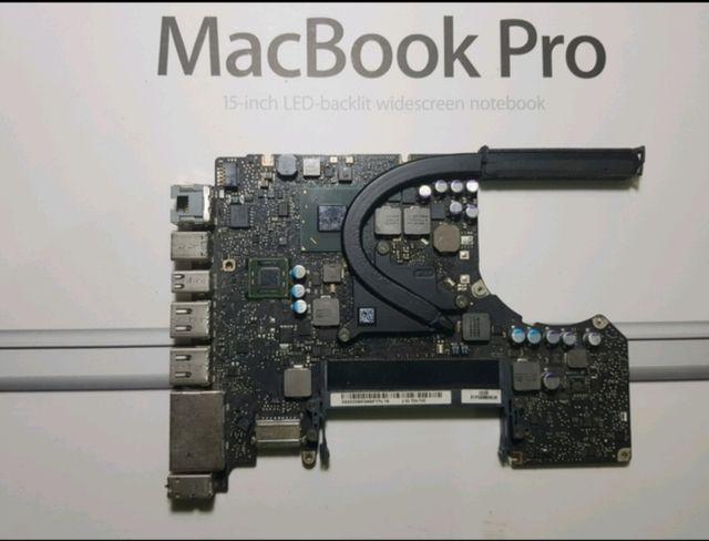 macbook pro retina,air y imac placa base madre