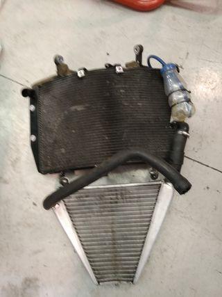 radiador supletorio Yamaha r6r