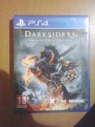 Darksiders Warmestered Edition