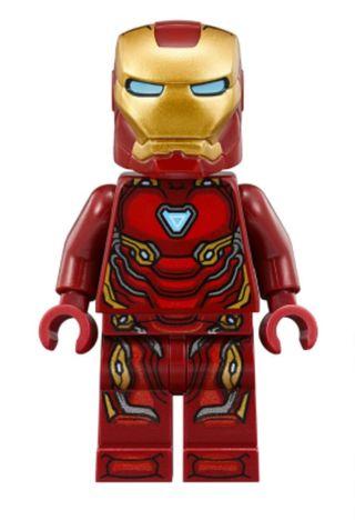 LEGO SUPER HEROES 76125 IRON MAN MARK 50 ARMOR