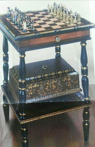 ajedrez joya la conquista de egipto