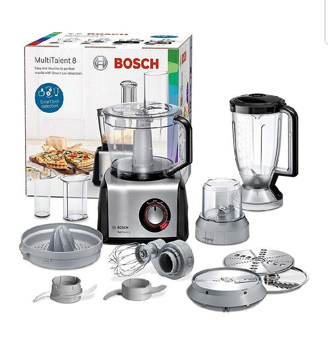 Procesador de alimentos / robot de cocina, 1.250 W