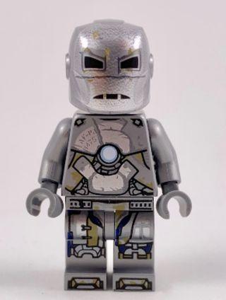 LEGO SUPER HEROES 76125 IRON MAN MARK 1 ARMOR