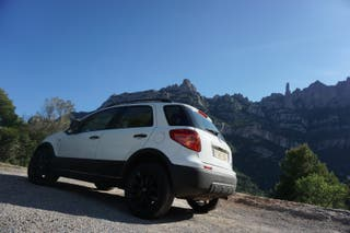 Fiat Sedici 2011
