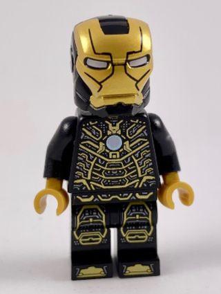 LEGO SUPER HEROES 76125 IRON MAN MARK 41 ARMOR