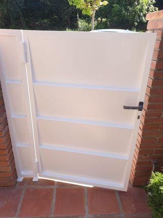 pintura armario puertas persianas porton pistola