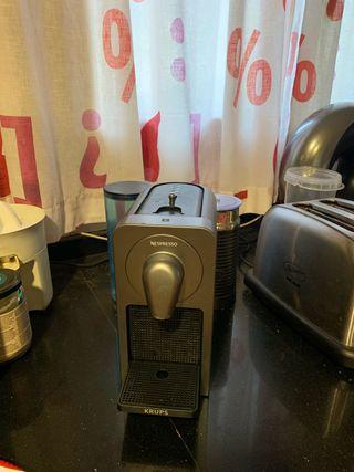 Nespresso Prodigio milk
