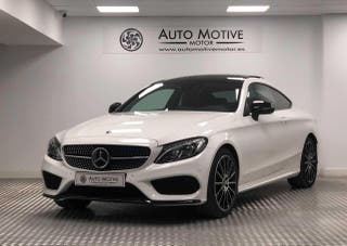 Mercedes Clase C Coupe 300 AMG LINE