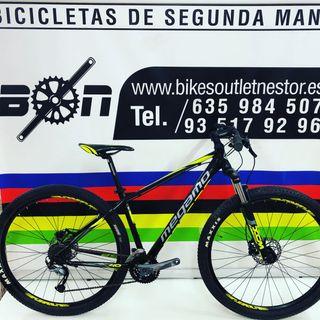 Bicicleta Megamo natural 40 29