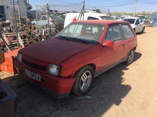 Opel corsa gsi despiece