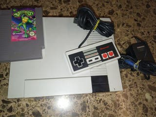 Nintendo nes + battletoads