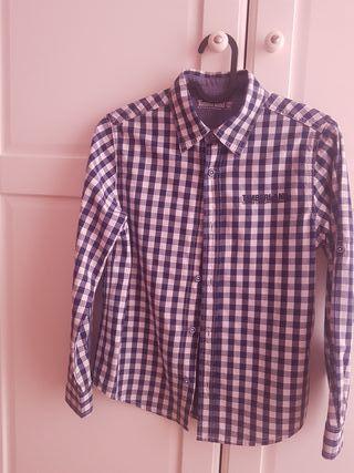 Camisa niño Timberland talla 10