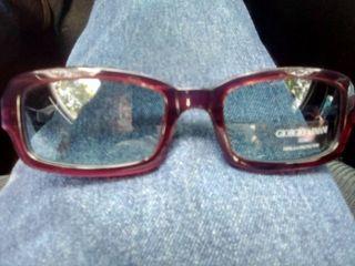 Gafas de sol. Giorgio Armani.