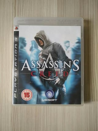 Ps3 - Assassin's Creed 1