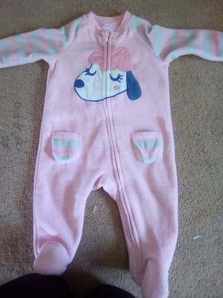 Pijama manta 9 niña