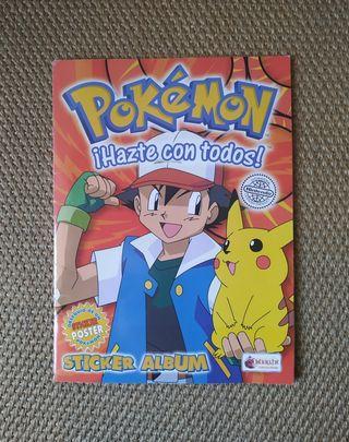 Colección cromos Pokémon COMPLETA