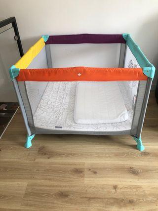 Parque infantil para bebe