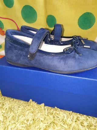 Zapato o bailarina de niña
