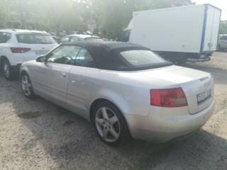 Audi A4 cabrio 2004