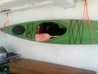 kayak piragua