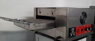 hornos para pizza tipo túnel