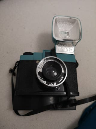 cámara de fotos Diana +