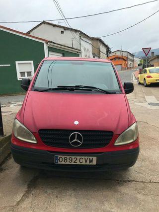 Mercedes-Benz Vito 111 L.2004 Camper