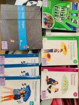 Libros de primaria cuarto de segunda mano en WALLAPOP