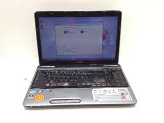 Pc portatil toshiba satellite l750 15.6