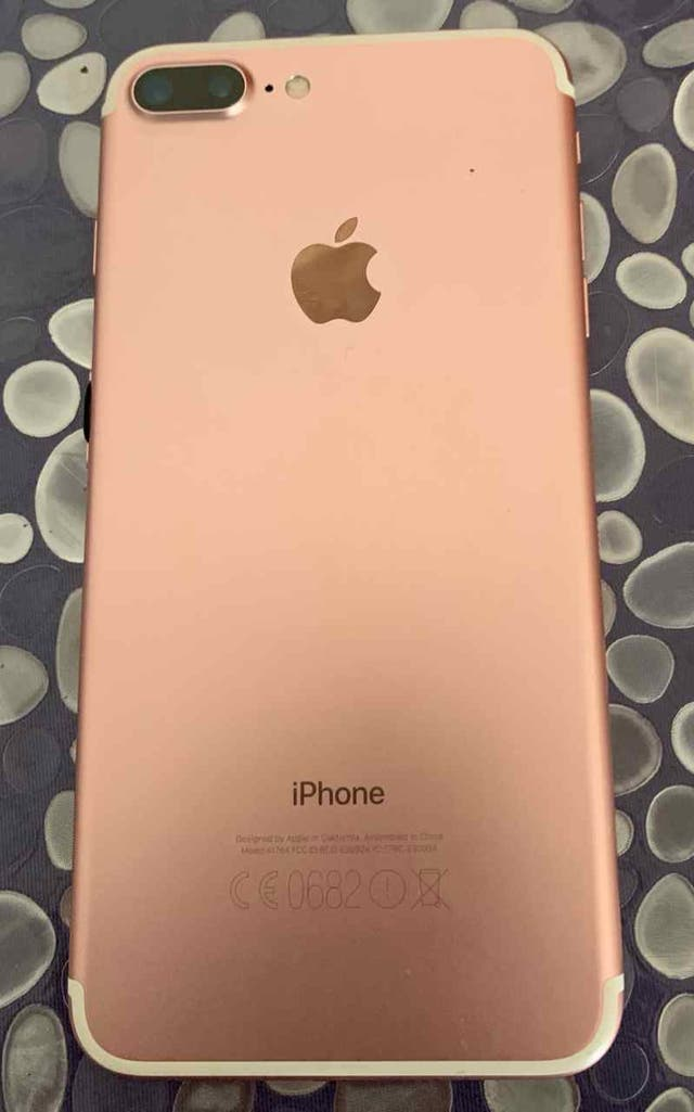 Vendo iPhone 7 plus