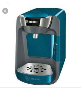 vendo cafetera Bosch