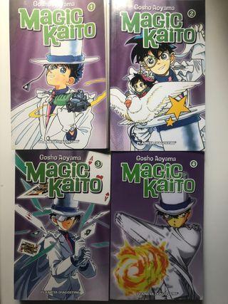 Comics Magic Kaito