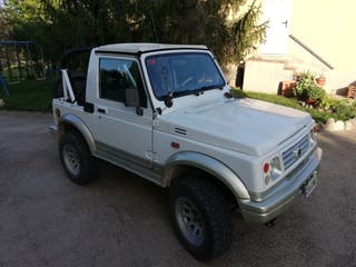 Suzuki Samurai 2002