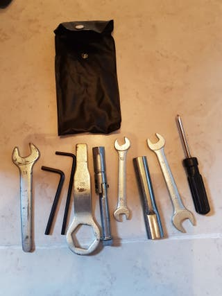 herramientas moto