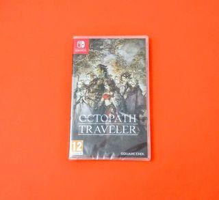 Octopath Traveler PRECINTADO / Switch