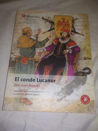 El conde Lucanor Editorial Vicens Vives NUEVO