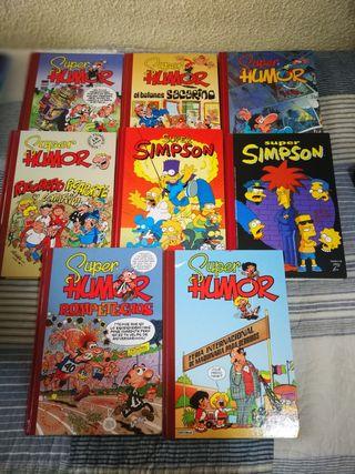 Coleccion Super Humor Comics