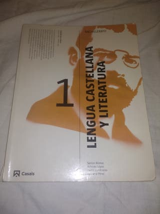 Lengua Castellana literatura 1Bachillerato Casals