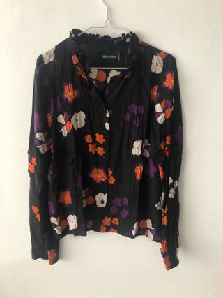 Camisa M Zadig and Voltaire