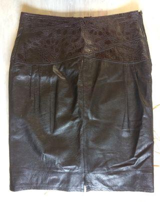 0f0b1f741 Falda larga negra de segunda mano en la provincia de Salamanca en ...