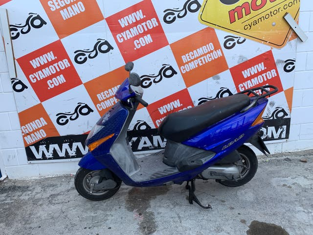 Despiece Recambio Honda Lead 125 2006