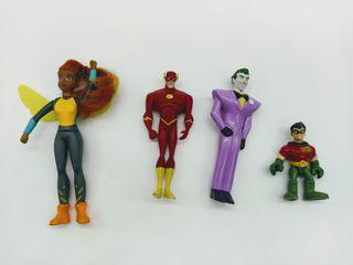 Super Heroes juguetes