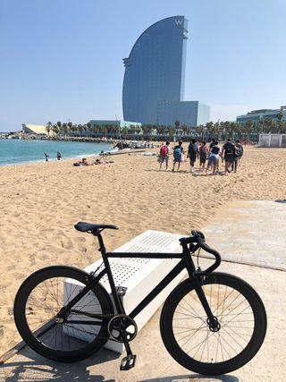 Bicicleta SantaFixie