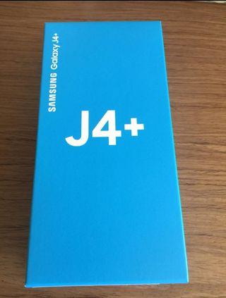 Samsung galaxy J4+.