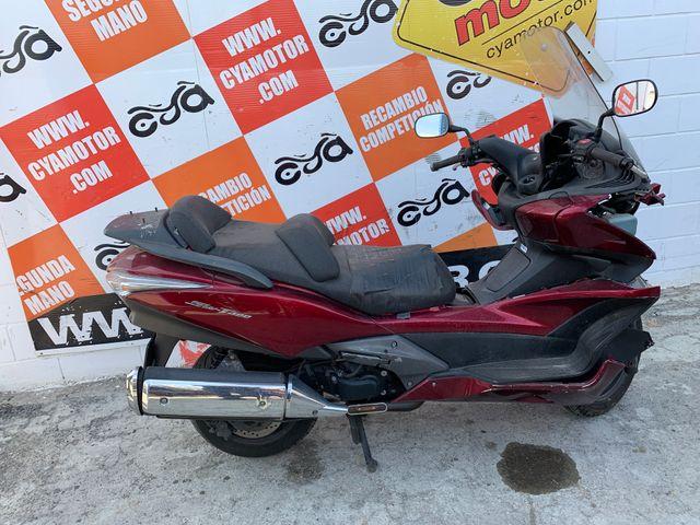 Recambio Honda Silverwing 400 2012