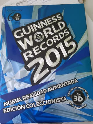 2015 guinness world record