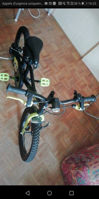 Vélo B-TWIN