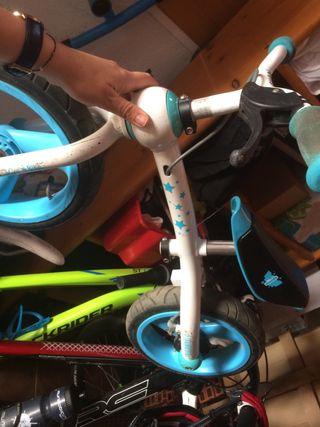 Bicicleta mas pedales
