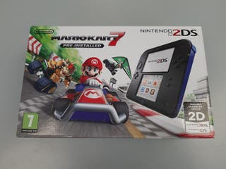 Consola Nintendo 2DS + Mario Kart 7